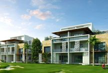 Amrapali Hemisphere / Two real estate giants Amrapali and O2 Group have come together to present luxurious villas named Hemisphere in Greater Noida. Spread across 105 acres, Amrapali the Hemisphere offers 3BHK, 4BHK, 5BHK and podium villas in size varying from 1974 sqft to 5092 sqft.  The project provides world's finest luxury villa living, a merger of the finest that the world has offered and enthused by the very best from the world. Positioned on a 9 holes golf course.