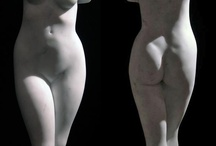 Nude Sculptures by Michael Binkley / These are just a few of the many human nude sculptures I have carved in my 30+ yr. career.