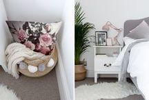 bedroom palate