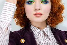 Mad hatter makeup inspo