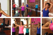 Best Barre Workouts / by Skinny Healthy Girl