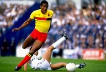 Watford FC / Old and new moments from the Hornets. And a few unique football gifts too... www.goalhangers.co.uk