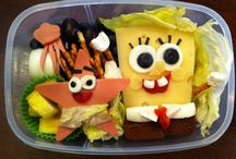 Back to School Lunch Boxes / With back to school (and back to work!) right around the corner, what are your favorite lunch boxes? Whether vintage and sporting cartoon characters, or a whole new and creative way to pack lunch, here are some of our favorites--for kids and adults alike! / by Warm 106.9