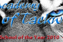 Taekwondo School Logos, headers, and FB timelines