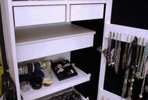 storage ideas jewelry