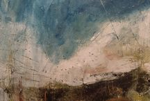 Lewis Noble paintings at Tarpey Gallery / Artwork by Derbyshire painter Lewis Noble