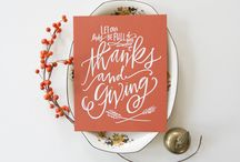 Thanksgiving / by Melanie Coleman