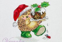 Cross stitch / by Chris N Charles Portelli