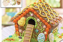 Świąteczne chatki