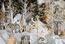 χωριό χριστουγεννιατικπ