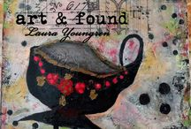 art & found... for sale & Etsy Listings by Laura Youngren
