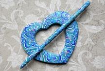 diy shawl pin