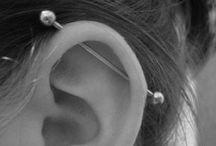 Piercings... =O
