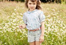 tenue pour petite fille