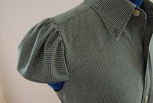 Men's button down shirts reuse / by Sharon Prigan