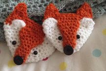 Crocheting - doplňky