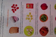 Toddler Food / by Candace Evans