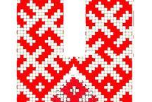 орнамент для ткачества