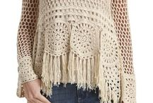 sweaters crochet