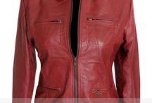 women Leather Jackets / Online Shop Celebrity Leather Jackets