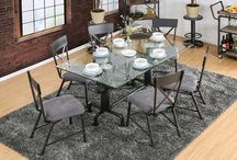 Mid Century Style / Mid Century and Rustic furniture -  Great models that gain popularity and attract people.