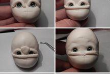 Полимерная кукла