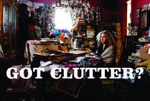 Organizing Clutter / Organizing Clutter