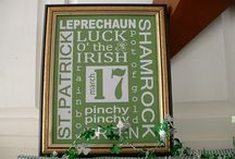 Saint Patricks Day / by Tiffany Adams