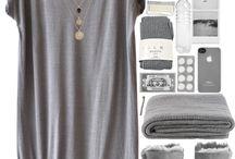 Grey ...
