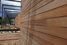 Visitor's Center at Naples Botanical Garden / River-Recovered® Heart Cypress Contributes to the Allure of the New Eleanor and Nicholas Chabraja Visitor's Center at Naples Botanical Garden  Goodwin Company Provides Antique Wood Carefully Recovered from the Apalachicola River
