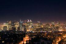 "Calgary / Calgary,Alberta Canada ""Heart of the New West"""