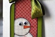 Tags navideños
