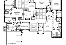 Floorplans / by Diane Swain