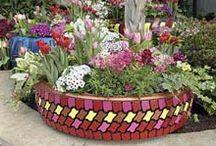 Garden creative inspiration