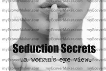 Seduction Secrets eCover Design Mockup / Some Quick test with ecover Design Online Creator! what eCover do you like best?