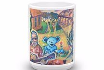 Reilly Designs Grateful Dead Products