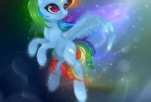 Raindbow Dash