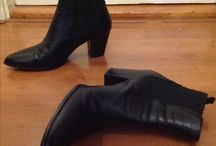 My favourite heels / Heeled mens boots and shoes