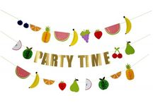 Party Ideas and decorations / Beautiful accessories and decorations for your party