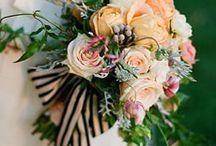 Tinkerjo Peachy Wedding Inspiration