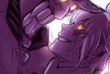 D.Gray-Man <3