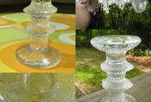 Decor - Candle Holders