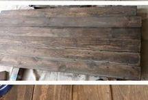 invecchiare il legno