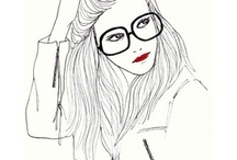 Fashion Illustration / by Urbahnika