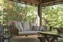 Porch and Patios / by Brenda Barrington