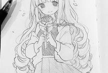 Cute drawings :3