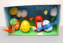 Decorating an egg