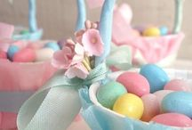 EASTER BASKERTS / by Alma Gomez