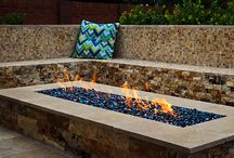 Fire Pits by Platinum Pools