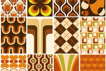 retro patterns / by Nicola Ferguson